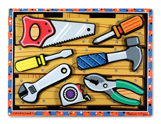 Picture of Chunky Puzzles  Tools