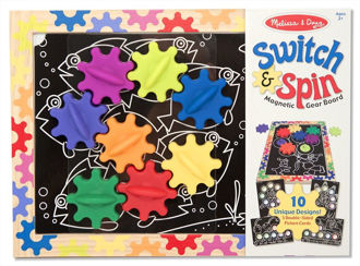 Picture of Switch & Spin Magnetic Gear Board