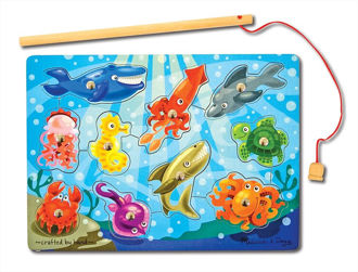Picture of Magnetic Fishing Game