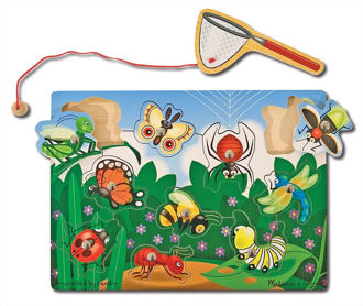 Picture of Magnetic Bug Catching Game