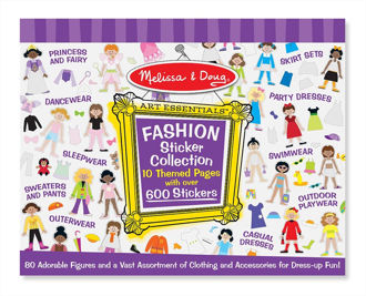 Picture of Sticker Collection - Fashion