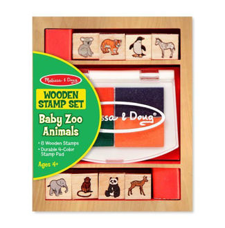 Picture of Baby Zoo Animals Stamps