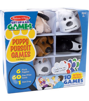 Picture of Puppy Pursuit Games