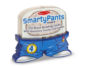Picture of Smarty Pants - 4th Grade Card Set