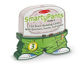 Picture of Smarty Pants - 3rd Grade Card Set