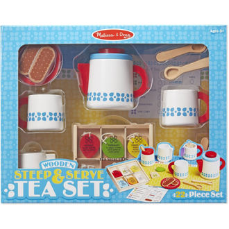 Picture of Steep & Serve Tea Set