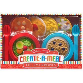 Picture of Create-A-Meal Fill 'Em Up Bowls