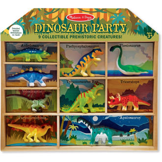 Picture of Dinosaur Party Play Set