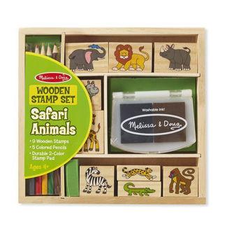 Picture of Safari Animals Stamps