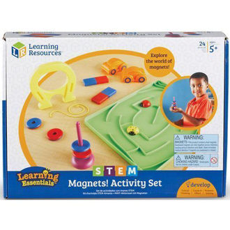 Picture of STEM Magnets Activity Set