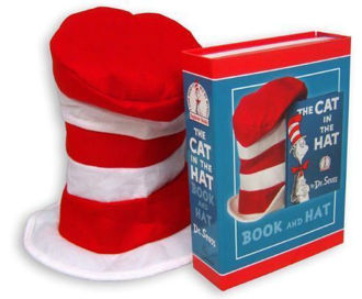 Picture of The Cat in the Hat Book and Hat