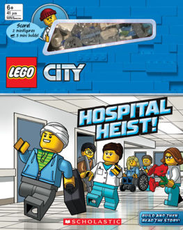 Picture of LEGO City Storybook: Hospital Heist!