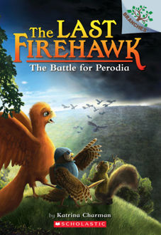 Picture of The Last Firehawk #6: The Battle for Perodia