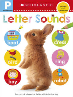 Picture of Pre-K Skills Workbook: Letter Sounds