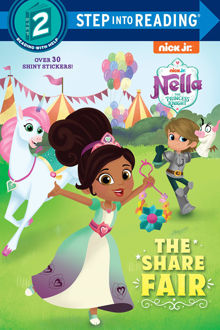 Picture of Nella The Princess Knight The Share Fair Step into reading 2