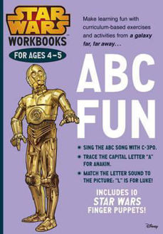 Picture of Star Wars Workbooks: ABC Fun Ages 4-5 1st Edition