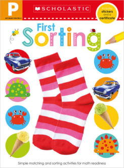 Picture of Get Ready for Pre-K Skills Workbook: First Sorting