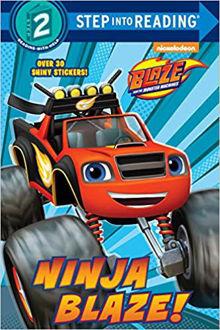 Picture of Blaze Ninja Blaze Step into Reading 2