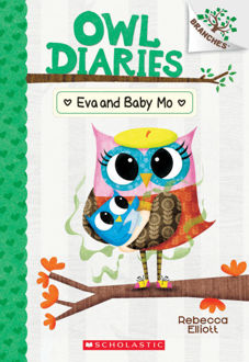 Picture of Owl Diaries #10: Eva and Baby Mo