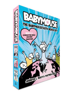 Picture of The Babymousetastic Boxed Set!