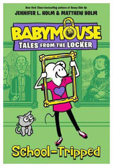 Picture of School-Tripped (Babymouse Tales from the Locker) HB