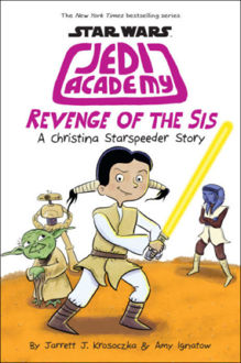 Picture of Star Wars: Jedi Academy #7: Revenge of the Sis