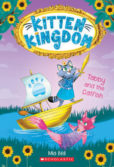 Picture of Kitten Kingdom #3: Tabby and the Catfish