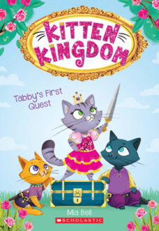 Picture of Kitten Kingdom #1: Tabby's First Quest