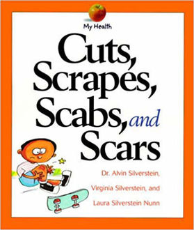 Picture of Cuts,Scrapes, Scabs, and Scars