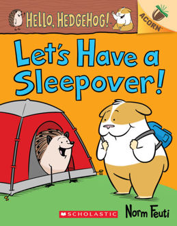 Picture of Hello, Hedgehog! #2: Let's Have a Sleepover!