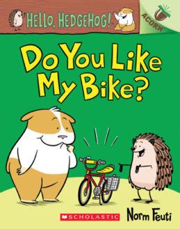 Picture of Hello, Hedgehog! #1: Do You Like My Bike?