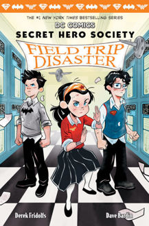 Picture of DC Comics: Secret Hero Society #5: Field Trip Disaster
