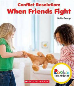 Picture of Conflict Resolution When Friends Fight