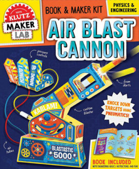 Picture of Air Blast Cannon: Maker Lab STEM Kit