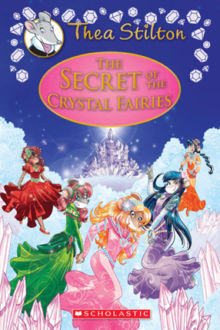 Picture of Thea Stilton: Special Edition #7: The Secret of the Crystal Fairies