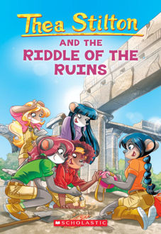 Picture of Thea Stilton #28: Thea Stilton and the Riddle of the Ruins