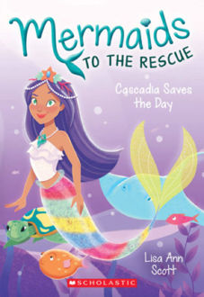 Picture of Mermaids to the Rescue #4: Cascadia Saves the Day