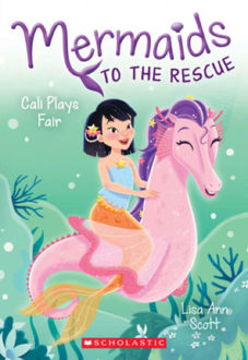 Picture of Mermaids to the Rescue #3: Cali Plays Fair