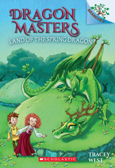 Picture of Dragon Masters #14: Land of the Spring Dragon