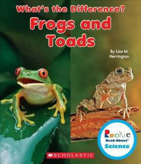 Picture of FROGS AND TOADS