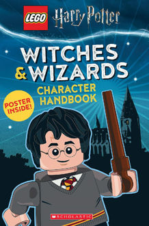 Picture of LEGO Wizarding World of Harry Potter: Character Guide