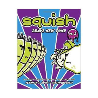 Picture of Squish #2: Brave New Pond ( Paperback)