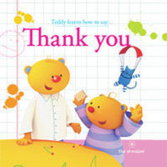 Picture of Teddy Learns How to Say Thank You