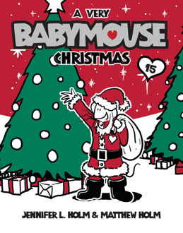 Picture of Babymouse #15: A Very Babymouse Christmas