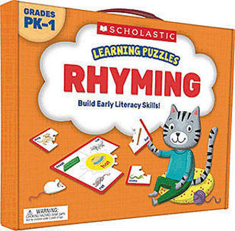 Picture of Learning Puzzles: Rhyming