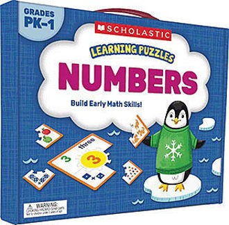 Picture of Learning Puzzles: Numbers