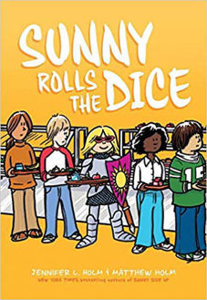 Picture of Sunny Rolls the Dice (Hardcover)