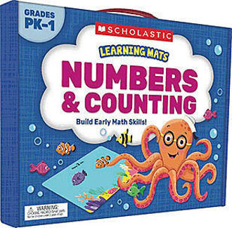 Picture of Learning Mats: Numbers & Counting