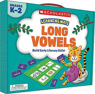 Picture of Learning Mats: Long Vowels