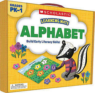 Picture of Learning Mats: Alphabet